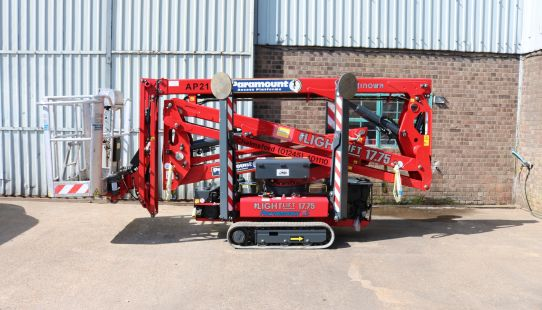 Hinowa Lightlift 17.75 - 2014