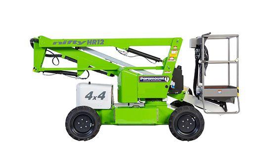 Nifty HR12 4x4